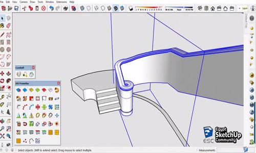 Plugin Sketchup 1001bit Tools Tutorial - xsonartoronto