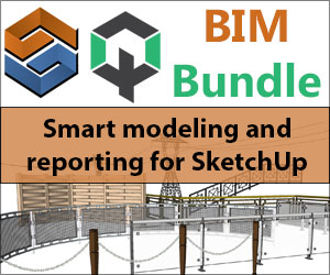 UV bim Report | SketchUp Extension Warehouse