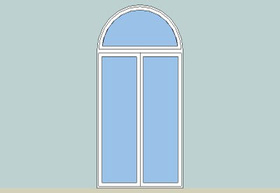 Sketchup Components 3d Warehouse Window Rolled Steel Windows